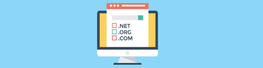 Выбор и покупка доменной зоны